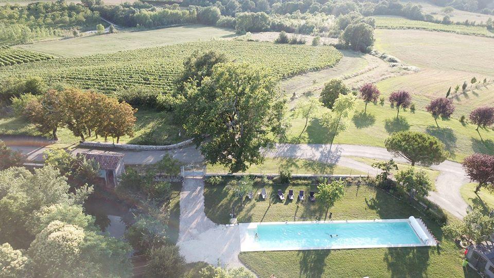 Séjour Vacances luxe maison de famille - Castel Pierre Lagraulet du Gers